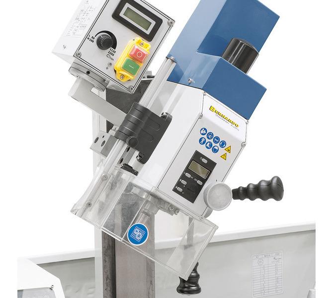 Wwyposażeniustandardowym głowica frezowa z elektronicznym wskaźnikiem głębokości wiercenia ip... 332 - zdjęcie 9