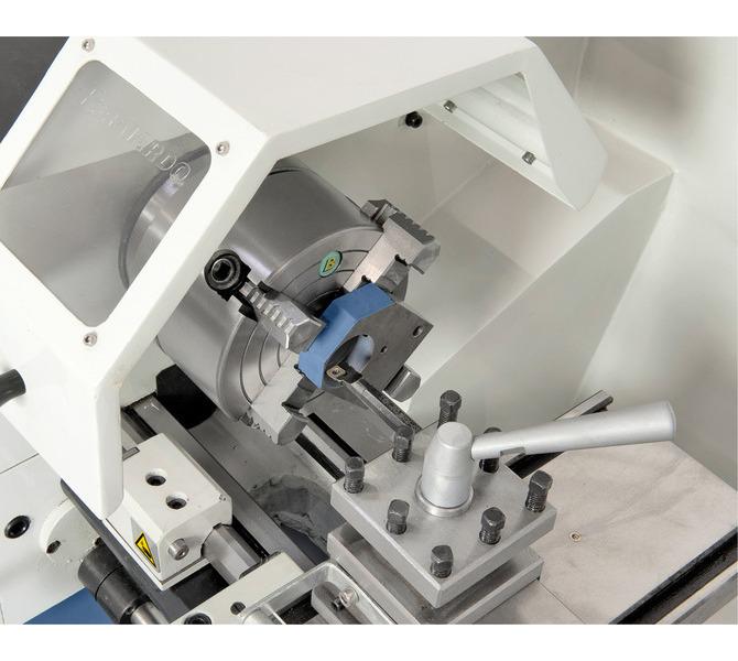 Uchwyttokarski 160 mm (opcja) idealny do mocowania niesymetrycznych przedmiotów obrabianych. - 335 - zdjęcie 2