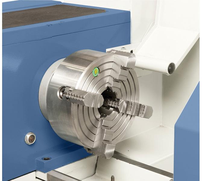 Uchwyttokarski 200 mm (standard), idealny do mocowania niesymetrycznych przedmiotów obrabianych - 340 - zdjęcie 4