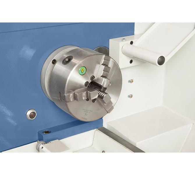 Zaleta uchwytu szczękowego Bernardo: DK11-160 mm: dostępne różne rodzaje szczęk: monoblokowe, podsta... 343 - zdjęcie 4