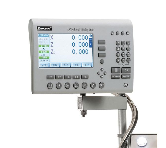 Standardowo wyposażona w cyfrowy wyświetlacz 3 osi Bernardo gwarantujący wysoki komfort pracy i precyz... 346 - zdjęcie 10