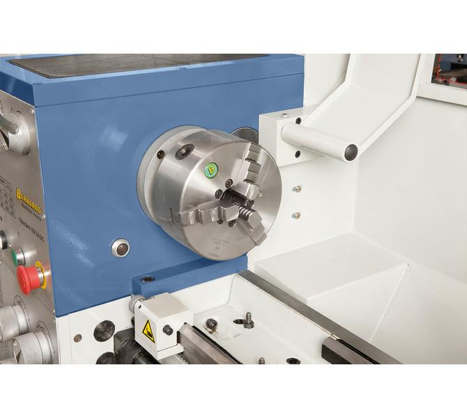 Zaleta uchwytu szczękowego  Bernardo: DK11-160 mm: dostępne różne rodzaje szczęk: monoblokowe, podst... 348 - zdjęcie 5