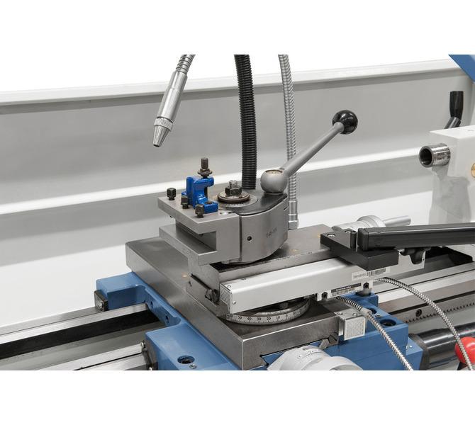 Maszyna w wyposażeniu standardowym posiada  szybkowymienny uchwyt. - 348 - zdjęcie 8
