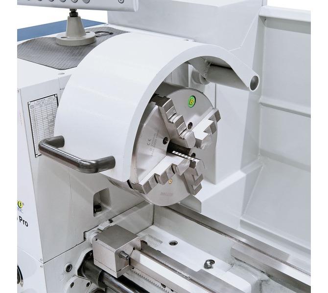 Centrycznie skrawający uchwyt 4-szczękowy 200 mm, optymalny do kwadratowych  przedmiotów obrabianych (... 361 - zdjęcie 4