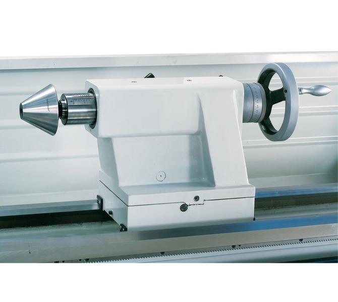 W wyposażeniu opcjonalnym: kieł grzybkowy o średnicy 150 mm do mocowania rur. - 398 - zdjęcie 4