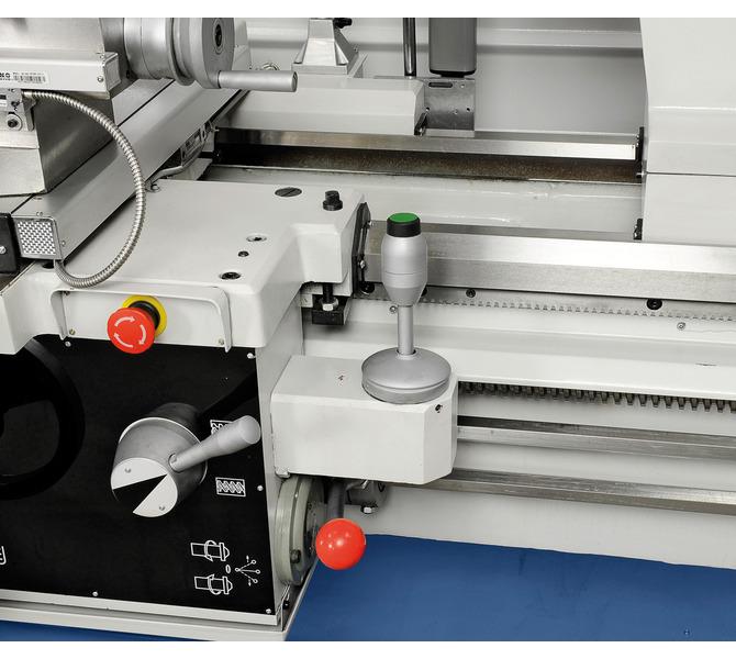 W wyposażeniu standardowym z szybkim biegiem, co znacznie usprawnia pracę maszyny - 405 - zdjęcie 4
