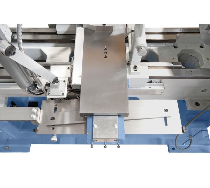 Opcjonalna przystawka do toczenia stożków, długość toczenia 405 mm, regulacja konta ± 8° - 407 - zdjęcie 10