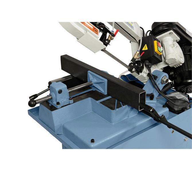 Prosta regulacja imadła za pomocą dźwigni szybkozaciskowej. - 444 - zdjęcie 3