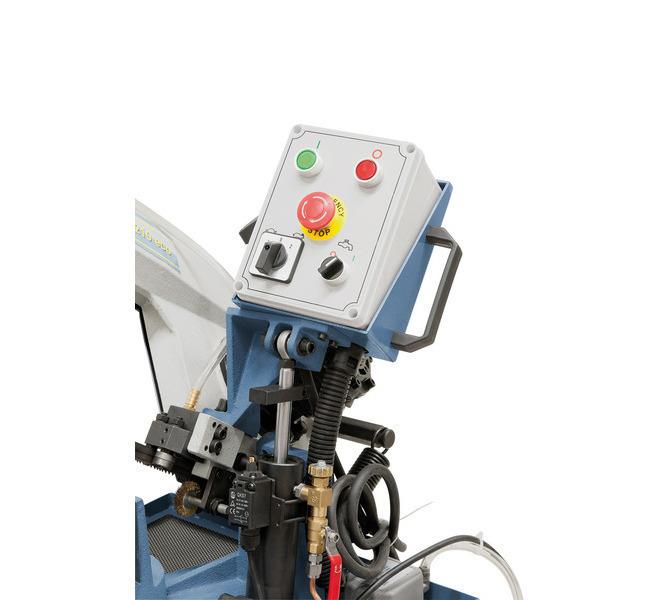 Przecinarka taśmowa MCB 210 ECO BERNARDO - 460 - zdjęcie 9