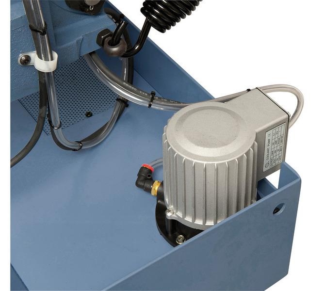 W wyposażeniu standardowym z wydajną pompą płynu chłodzącego. - 508 - zdjęcie 5