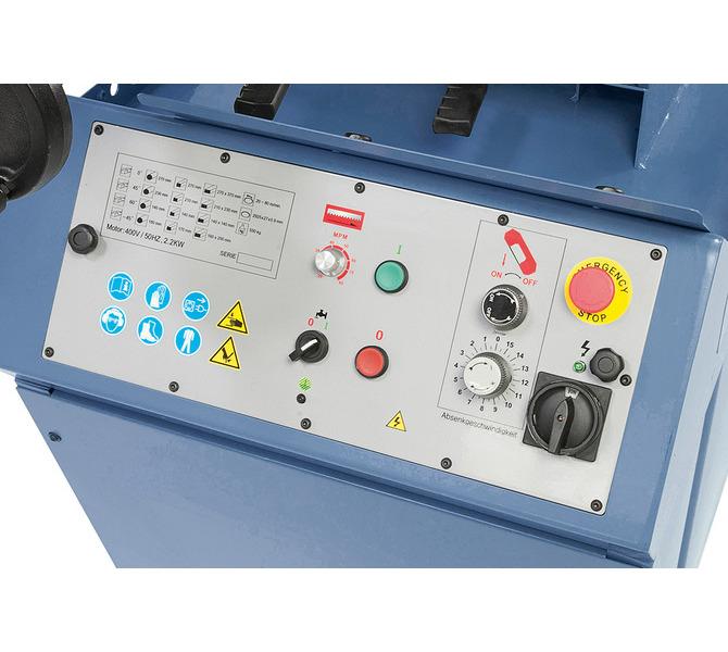 Łatwa obsługa przełączników na panelu sterowania. - 510 - zdjęcie 6