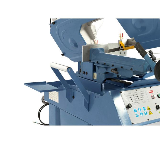 Przecinarka taśmowa MBS 350 DG-VR PRO BERNARDO - 510 - zdjęcie 12
