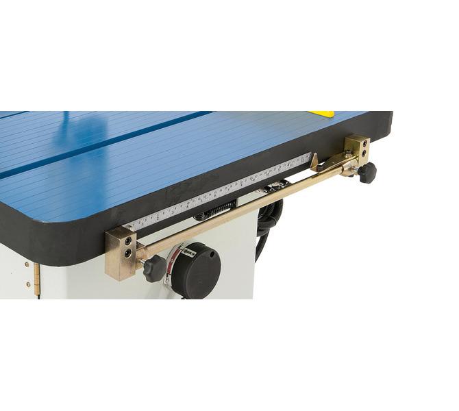 Pionowa przecinarka taśmowa VMS 1000 A z automatycznym posuwem stołu ** BERNARDO - 525 - zdjęcie 8