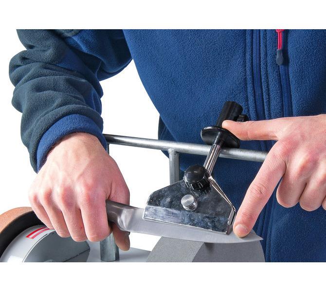 05-2057 Urządzenie do noży: długość ostrza od 100 mm, pasuje także do noży typu ośnik - 553 - zdjęcie 14