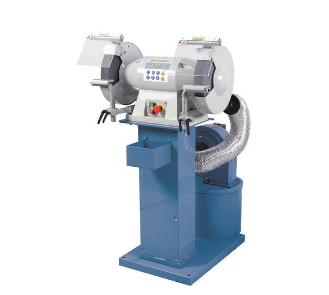 Ilustracja z opcjonalną dolną częścią maszyny model D z odsysaniem - 565 - zdjęcie 3