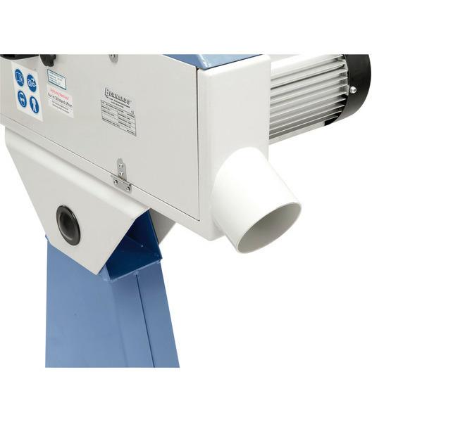 W wyposażeniu standardowym z króćcem odsysania o śr. 100 mm - 592 - zdjęcie 2