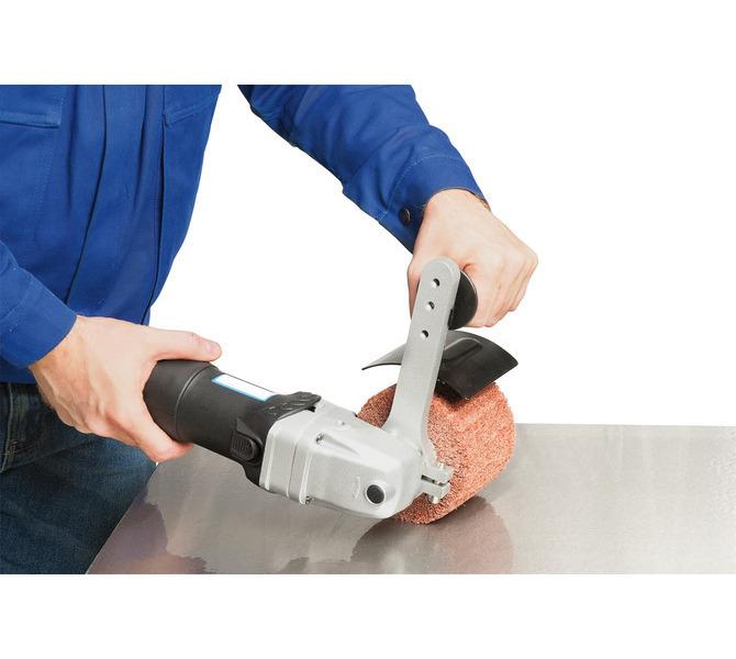 Idealne narzędzie robocze do szlifowania, polerowania, matowania, modelowania - 605 - zdjęcie 6