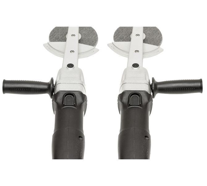 Ergonomiczny uchwyt dla zapewnienia wyższego komfortu, który może być montowany po lewej/prawej stron... 608 - zdjęcie 4