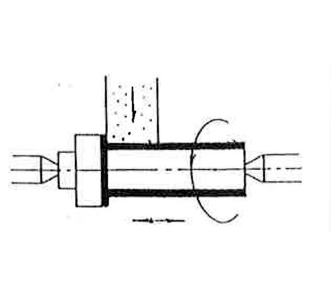Zastosowanie: szlifowanie powierzchni walcowych osadzonego wałka - 623 - zdjęcie 14