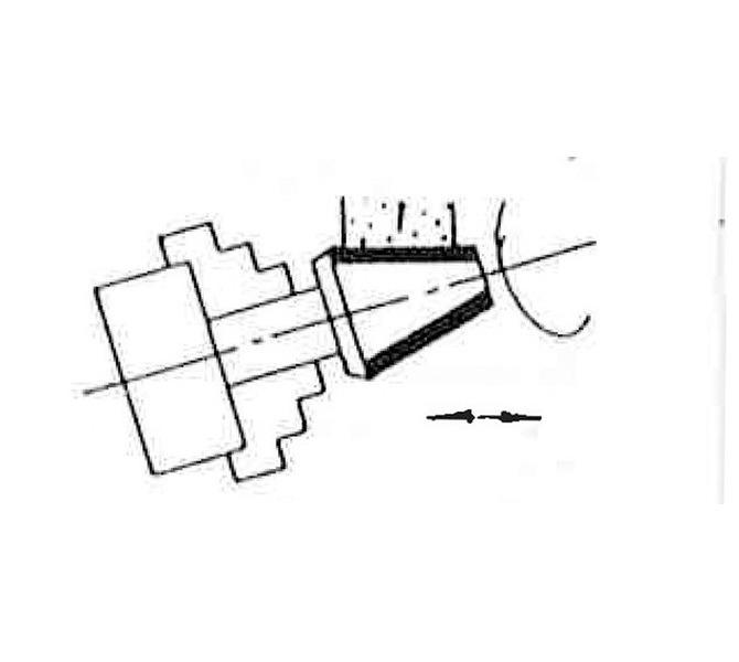 Zastosowanie: szlifowanie stożków z uchwytem - 624 - zdjęcie 17