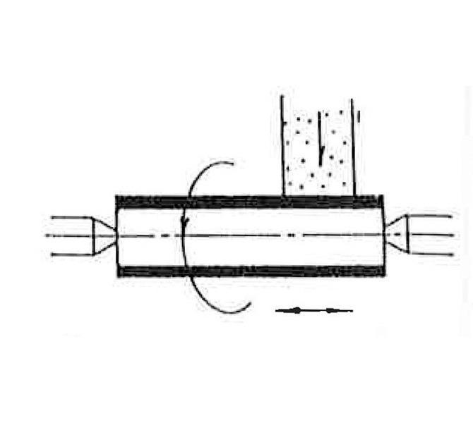 Szlifowanie powierzchni  walcowych wałka - 625 - zdjęcie 16