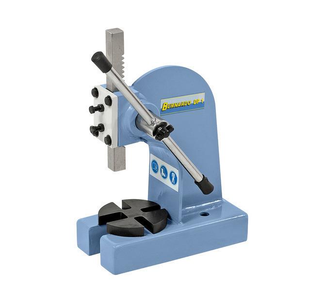 Prasa ręczna stołowa - warsztatowa DP 1 BERNARDO - 665 - zdjęcie 1