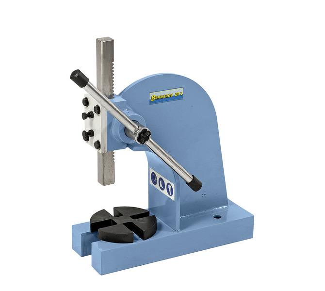 Prasa ręczna stołowa - warsztatowa DP 2 BERNARDO - 666 - zdjęcie 1