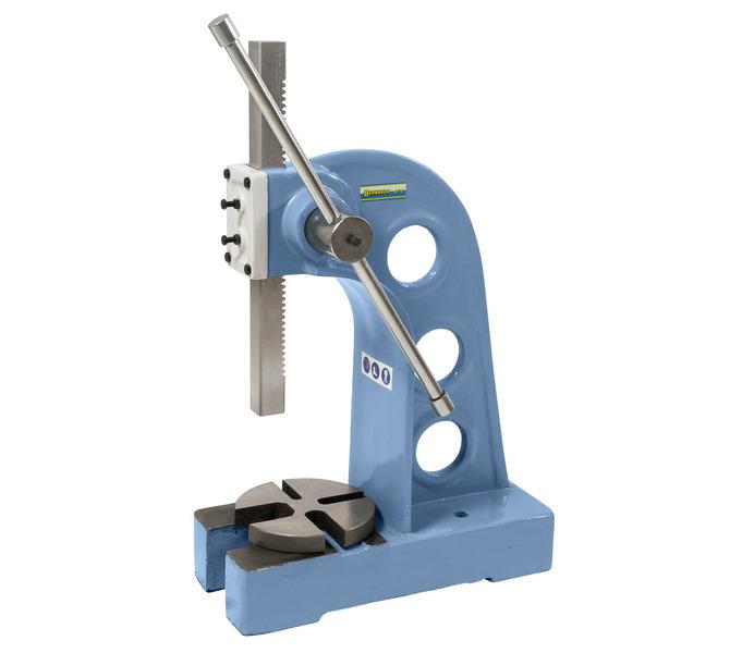 Prasa ręczna stołowa - warsztatowa DP 5 BERNARDO - 668 - zdjęcie 1