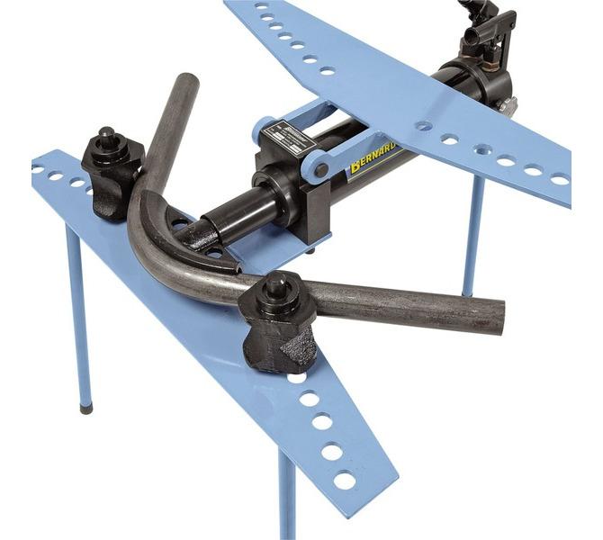 Aufklappbarer Biegerahmen für ein einfaches Entnehmen des Werkstückes. - 706 - zdjęcie 4