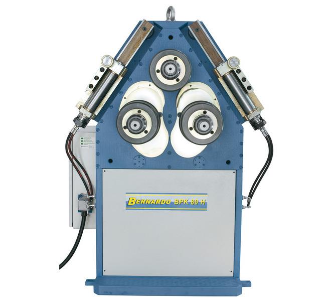 Mechaniczna giętarka do rur BPK 100 H * BERNARDO - 725 - zdjęcie 3