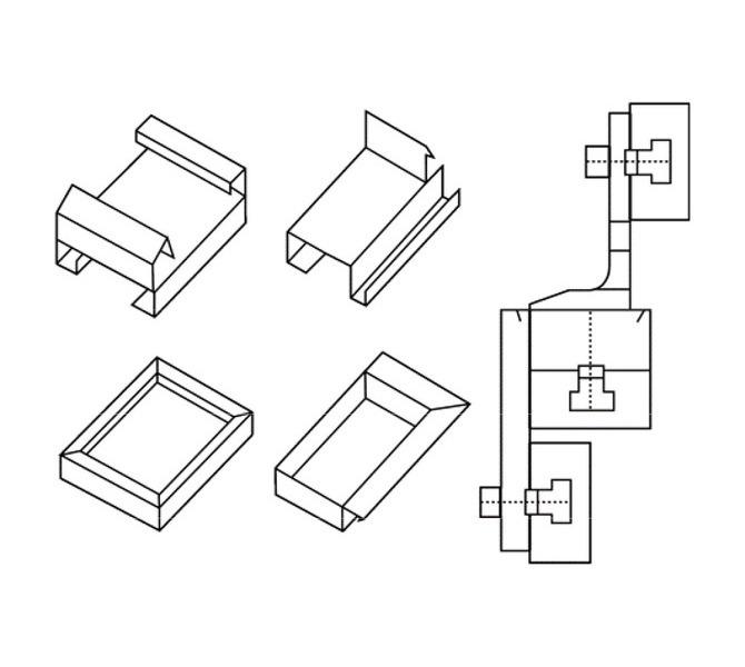 Giętarka, zaginarka segmentowa B 1050 BOX-S BERNARDO - 752 - zdjęcie 5