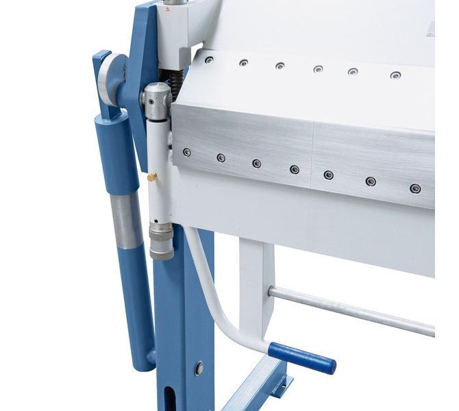 Ein Hilfszylinder erleichtert den Biegevorgang beim Abkanten. - 770 - zdjęcie 5