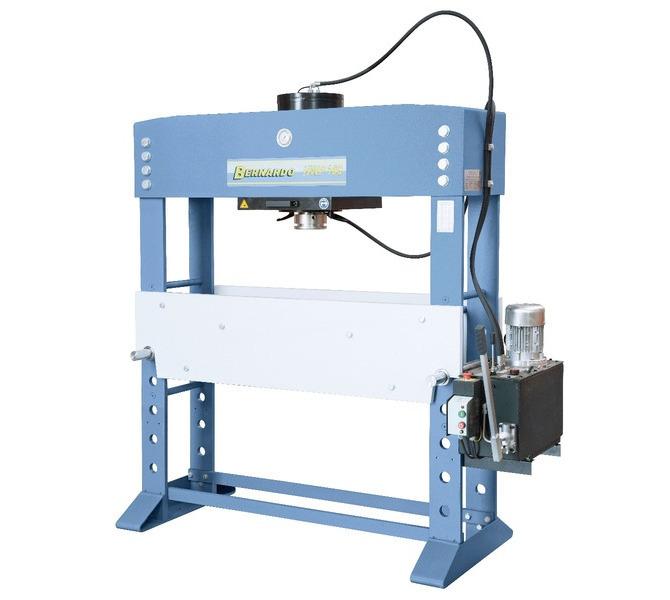 Hydrauliczna prasa warsztatowa HWP 160-1500 * BERNARDO - 908 - zdjęcie 1