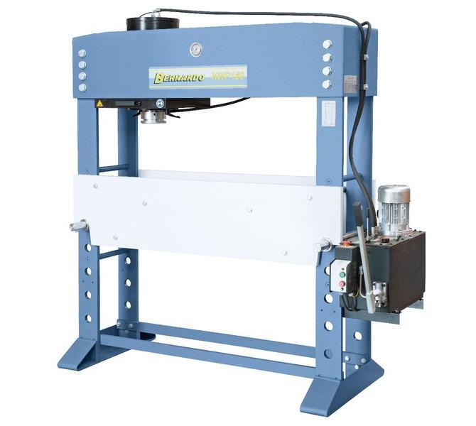 Hydrauliczna prasa warsztatowa HWP 160-1500 * BERNARDO - 908 - zdjęcie 2