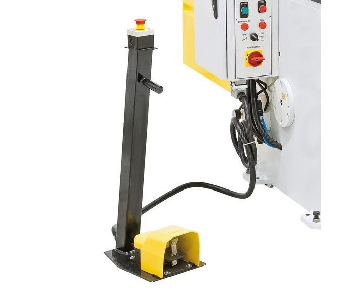 Separates Fußpedal mit integriertem Not-Aus-Taster. - 953 - zdjęcie 11