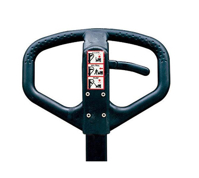 Wózek paletowy nożycowy SHW 1000 T BERNARDO - 1031 - zdjęcie 2