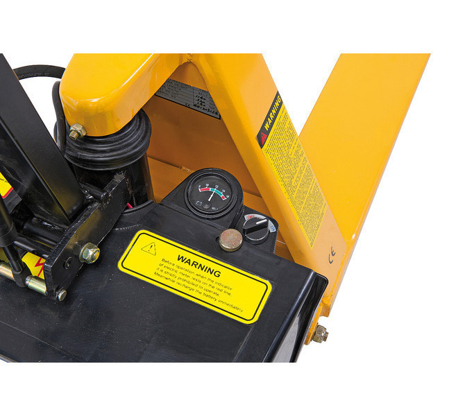 Elektryczny wózek paletowy nożycowy SHW 1000 ET * BERNARDO - 1033 - zdjęcie 7