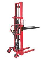 Wózek paletowy - masztowy wysokiego podnoszenia MHS 1000 - 2.5 BERNARDO