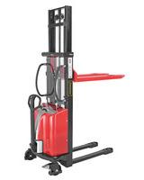 Elektryczny wózek paletowy - masztowy wysokiego podnoszenia EHS 1000 - 1.6 * BERNARDO