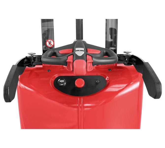 Elektryczny wózek paletowy EDS 1250 - 3.1 * BERNARDO - 1052 - zdjęcie 4