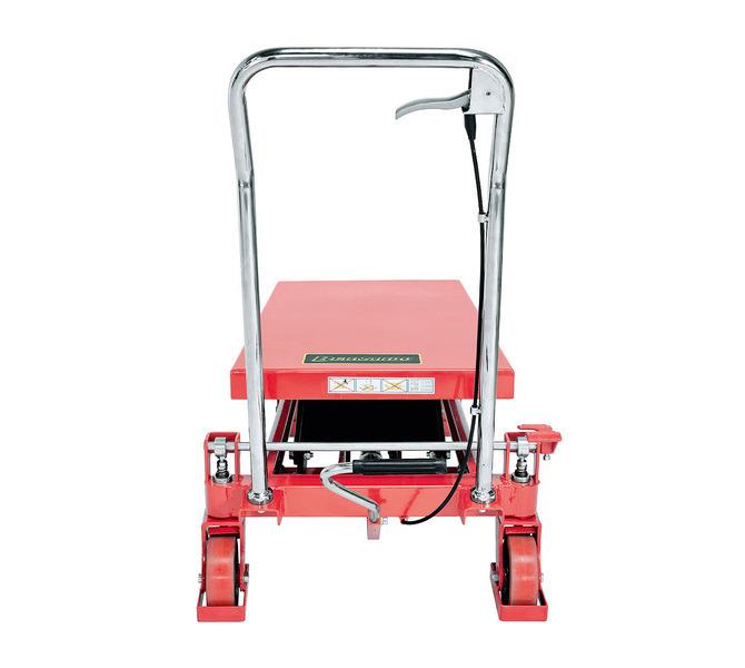 Platforma podnośnikowa z wózkiem jezdnym BS 1000 BERNARDO - 1065 - zdjęcie 4