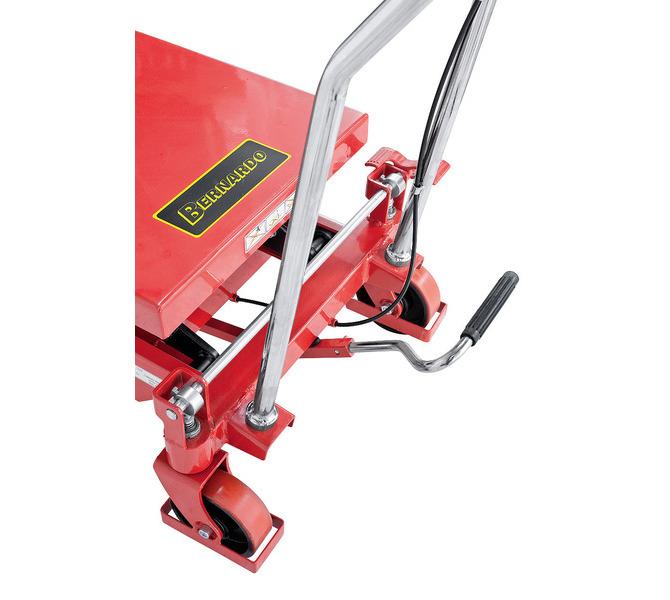 Platforma podnośnikowa z wózkiem jezdnym BS 1000 BERNARDO - 1065 - zdjęcie 5