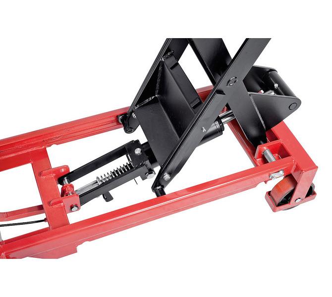 Platforma podnośnikowa z wózkiem jezdnym BS 1000 BERNARDO - 1065 - zdjęcie 7