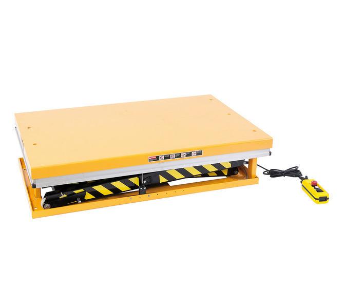 Platforma podnośnikowa - stół podnośny nożycowy SSHT 1000 D BERNARDO - 1095 - zdjęcie 3