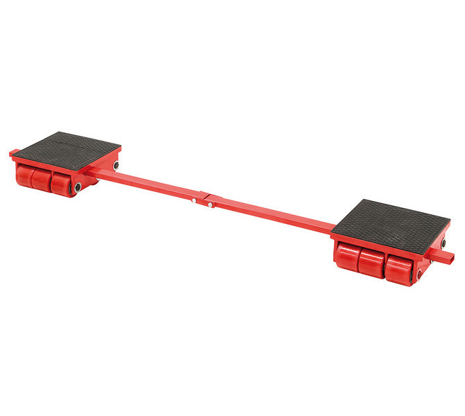 Platforma jezdna łączona - ciężka VTR 18 N BERNARDO - 1116 - zdjęcie 1