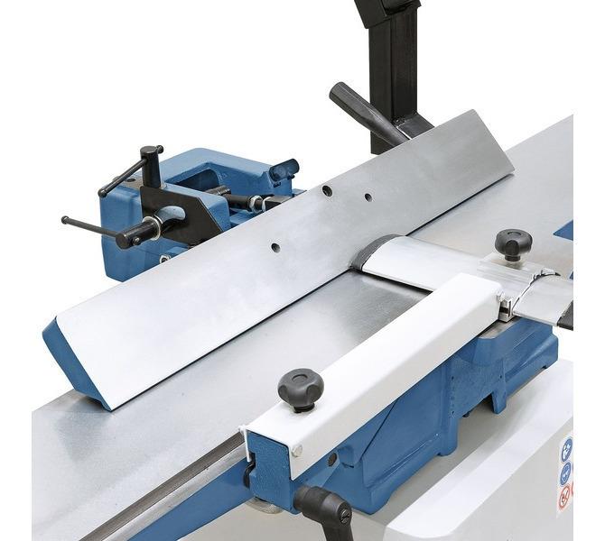 Masywny ogranicznik strugania z łatwą regulacją w zakresie skosu do 45° - 1184 - zdjęcie 3