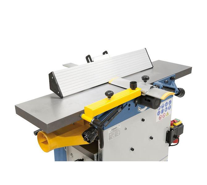 Masywny ogranicznik strugania z prowadnicą pryzmatyczną z łatwą regulacją w zakresie skosu do 45° �... 1193 - zdjęcie 4