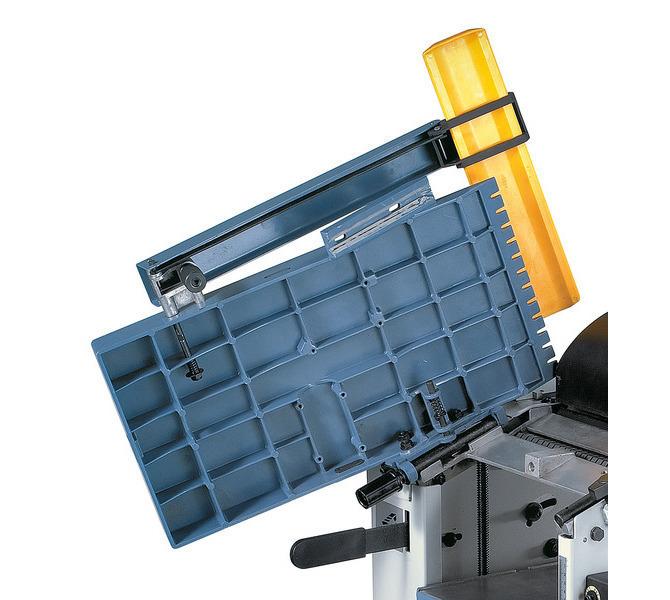 Specjalnie zaprojektowane szczeliny w żebrowanych aluminiowych stołach znacząco redukujące poziom ha�... 1194 - zdjęcie 9