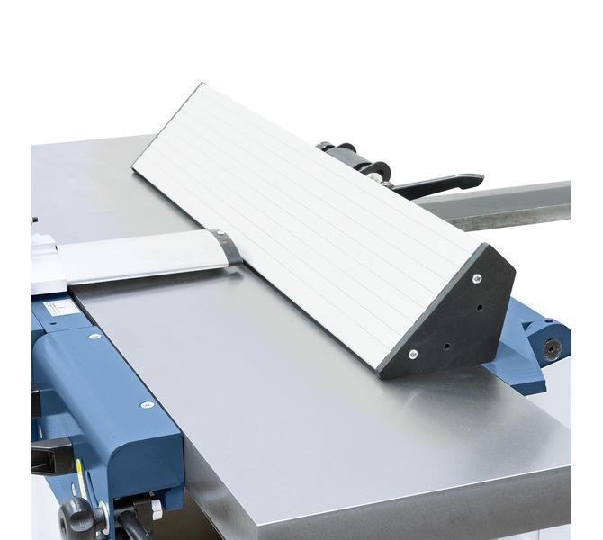 Długi, wykonany z aluminium ogranicznik strugania gwarantuje dzięki dużej  powierzchni stykowej precyz... 1203 - zdjęcie 8