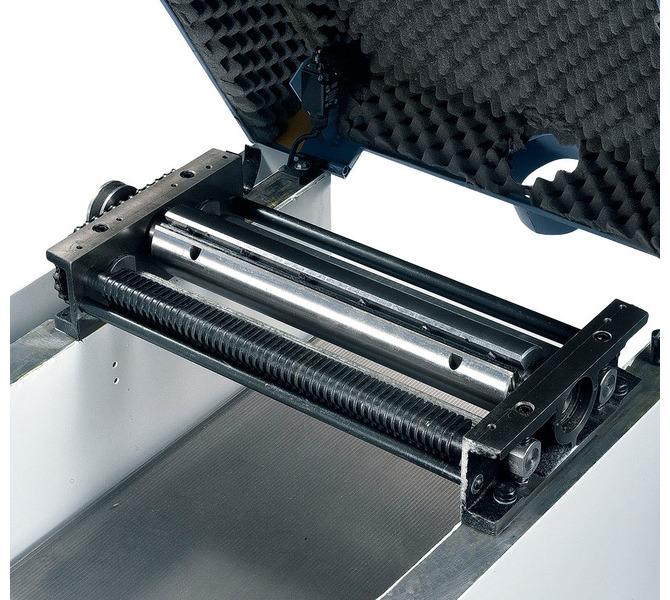 Mocny agregat strugania z wałem nożowym o grubości 70 mm dla osiągnięcia dokładnych wyników pracy.... 1218 - zdjęcie 5